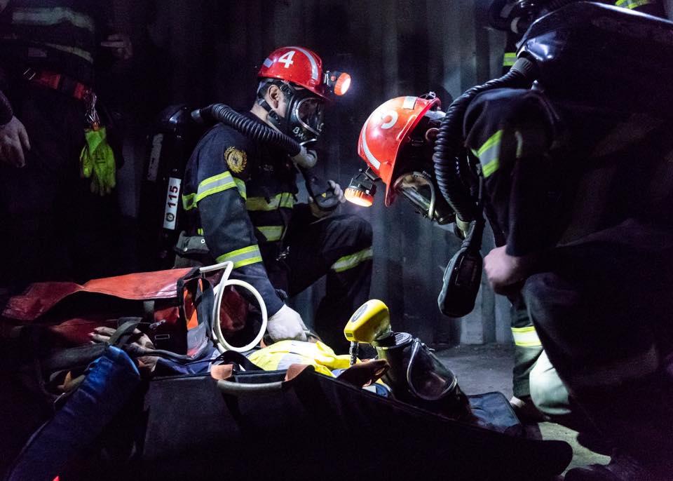Case Study: Weartek Customised Rescue Coveralls 1