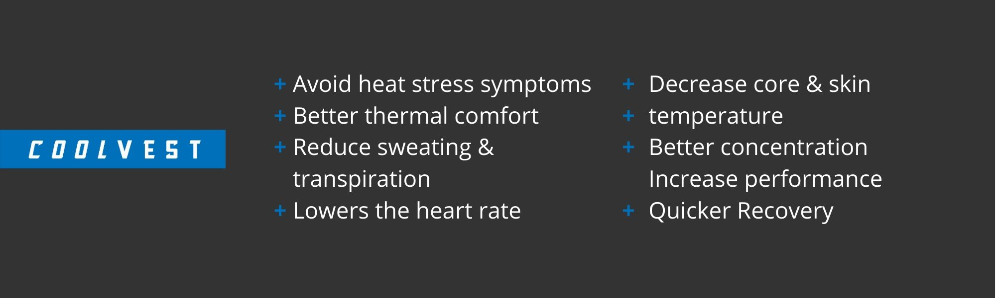 CoolVest | How heat humidity can affect your performance and how new tech can help 2
